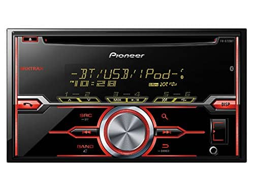 Pioneer Double Din CD Receiver w/ Built in Bluetooth  $100 + Free Shipping