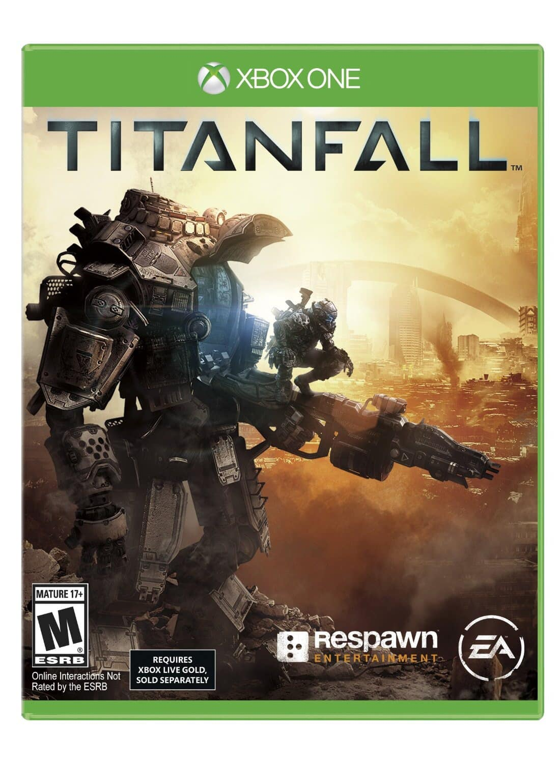Titanfall (Xbox One) - $12.99 ($10.39 w/ GCU) @ Best Buy (Deal of the Day)