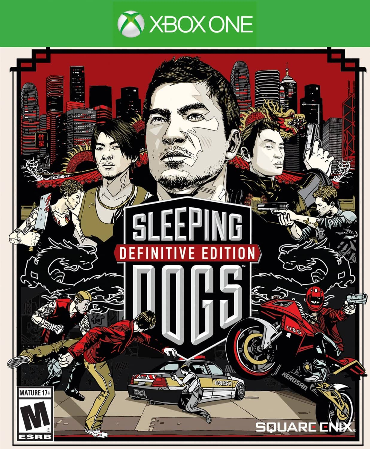 Sleeping Dogs: Definitive Edition (Xbox One or PS4)  $20 + $2.99 Shipping