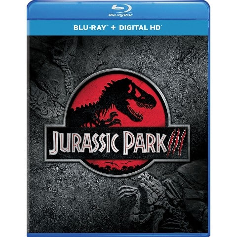 Jurassic Park, The Lost World, Jurassic Park lll (Blu-ray) + $7.50 Movie Cash on Each for $8 Each @ Target 06/14 - 06/20/2015