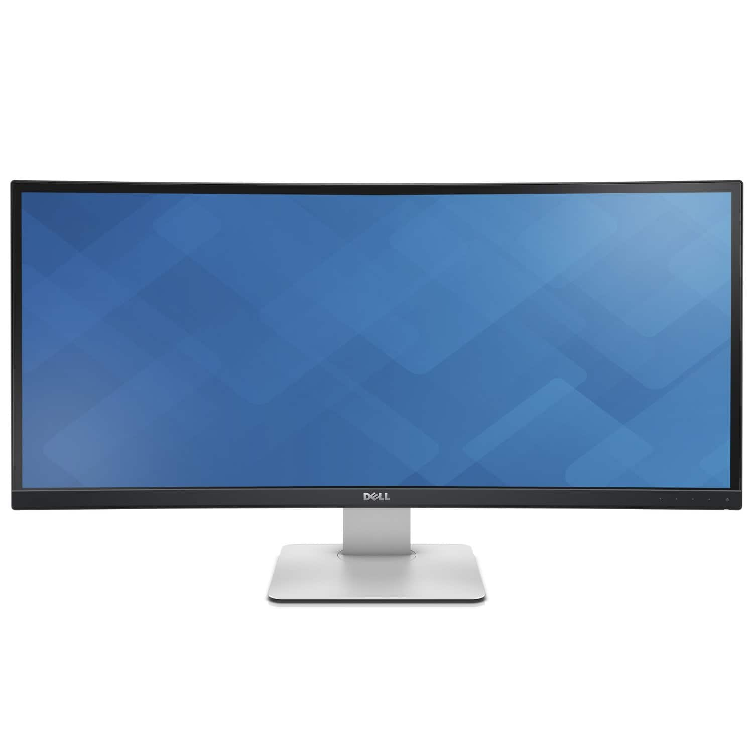 """34"""" Dell U3415W 3440x1440 Curved IPS LED Monitor  $810 + Free Shipping"""