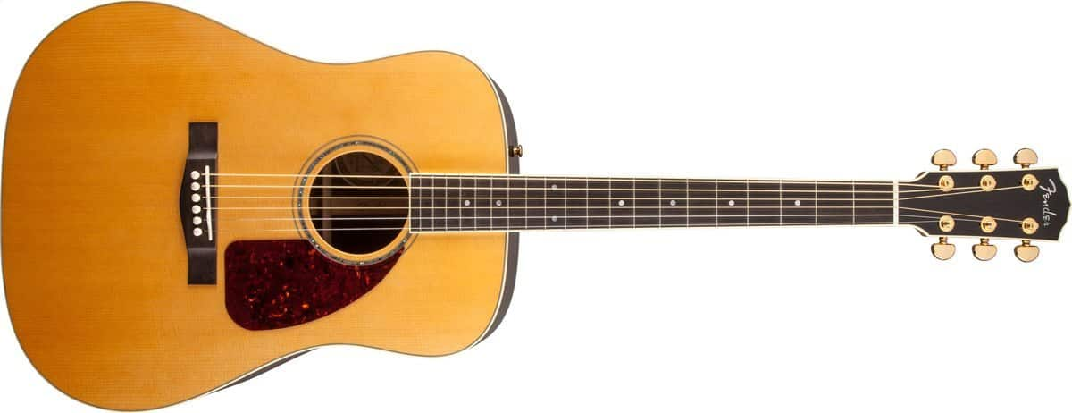 Fender USA Custom Shop Pro Acoustic Guitar w/ Case  $1400 + Free Shipping