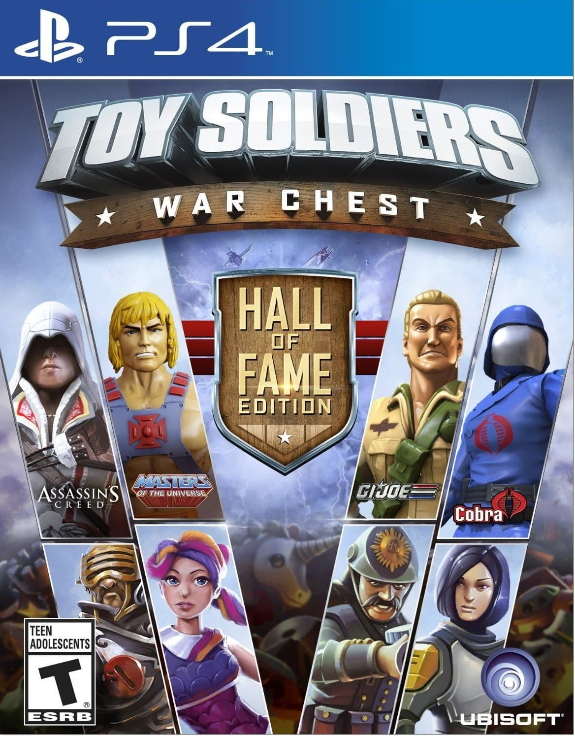 "Toy Soldiers: War Chest Hall of Fame Edition (PS4 or Xbox One) $19.99 or $15.99 w/ GCU @ Best Buy ""10/4-10/10"""
