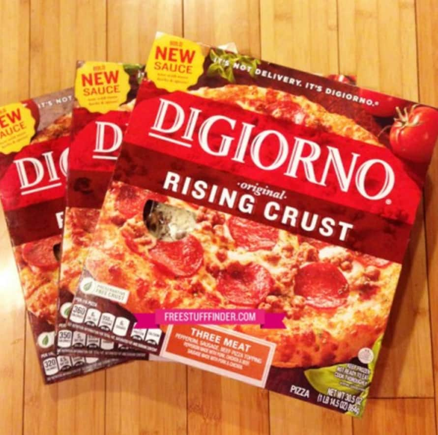Buy 2 Get 1 Free DiGiorno Pizza Coupon