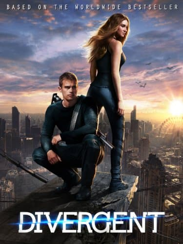 Divergent & Paper Planes (HD or SD Digital Movie) & More Free