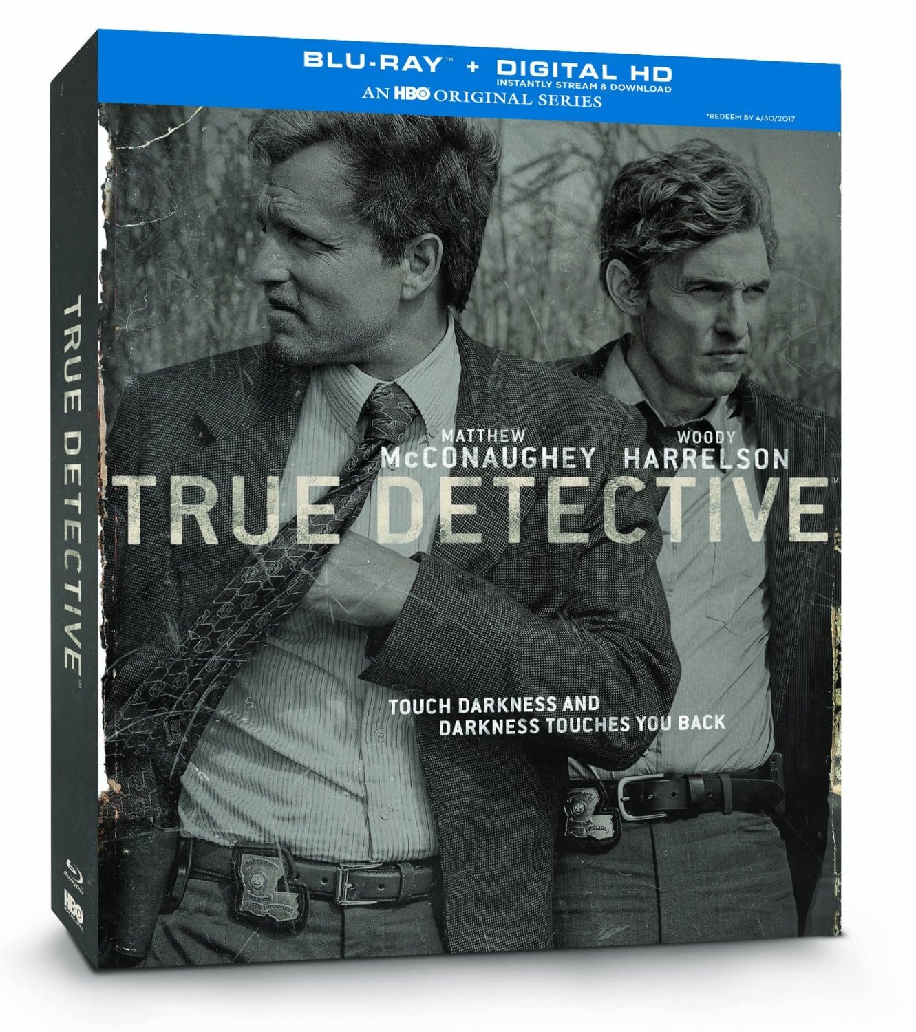 True Detective: The Complete First Season [3 Discs] Blu-ray $9.99 Shipped