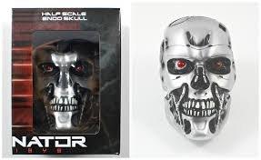 Terminator Genisys w/ Terminator Genisys Endo Skull (Blu-ray + DVD + Digital HD) $11.28 Shipped