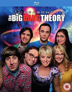 The Big Bang Theory - Season 1-8 [Blu-ray] $44 Shipped