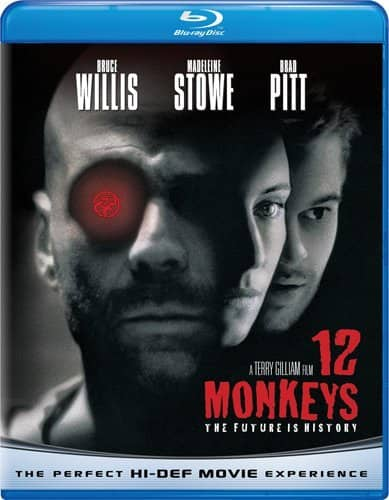 12 Monkeys [Blu-ray] or Good Will Hunting (15th Anniversary Edition) $4.25 Each & More @ Amazon