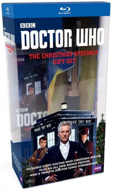 Doctor Who: Christmas Specials Giftset [Blu-ray] $26 Shipped