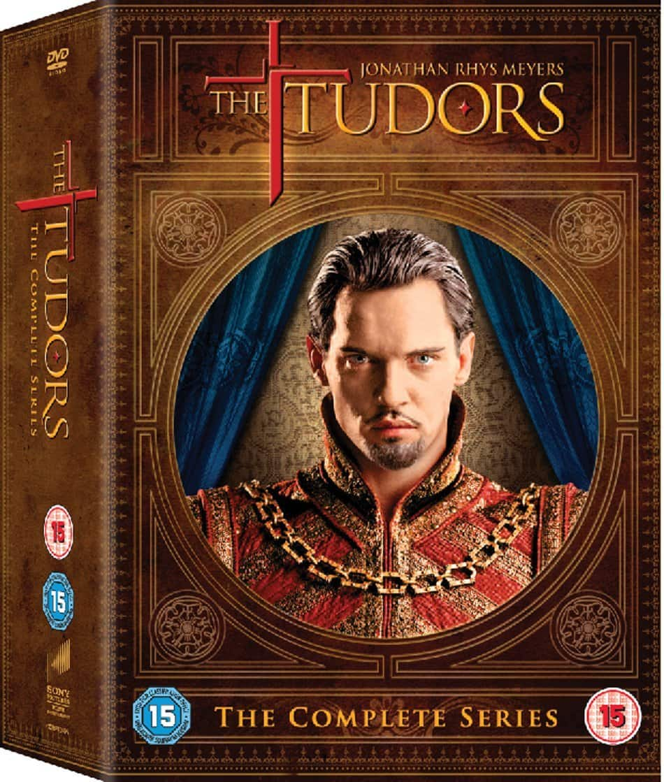 The Tudors - Complete Season 1-4 [Blu-ray] $28 Shipped