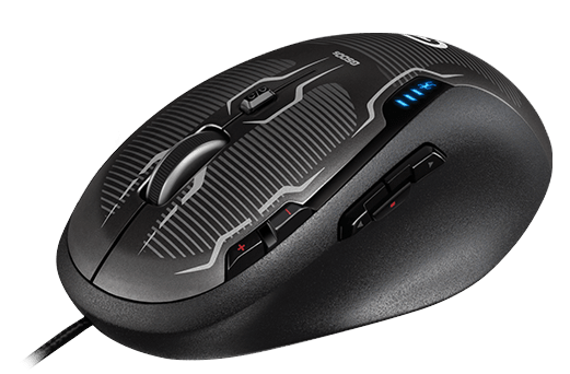 Logitech G500s Laser Gaming Mouse w/ Adjustable Weight Tuning  $24 + Free Shipping