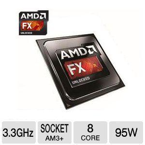 AMD FX-8300 AM3+ 8-Core Processor  $92 + Shipping