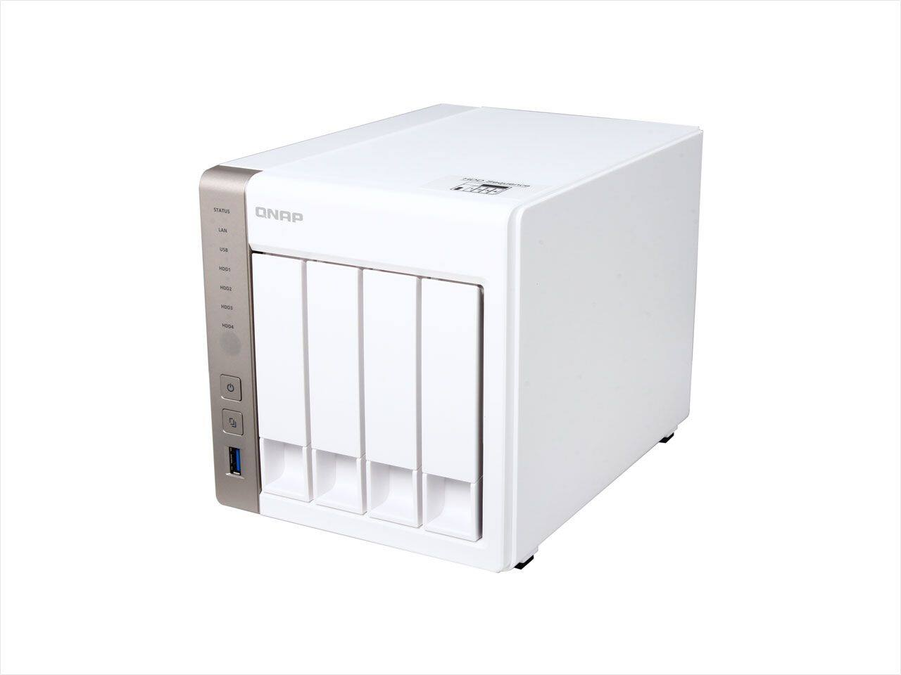 QNAP TS-451 4-bay NAS Server $354@NF