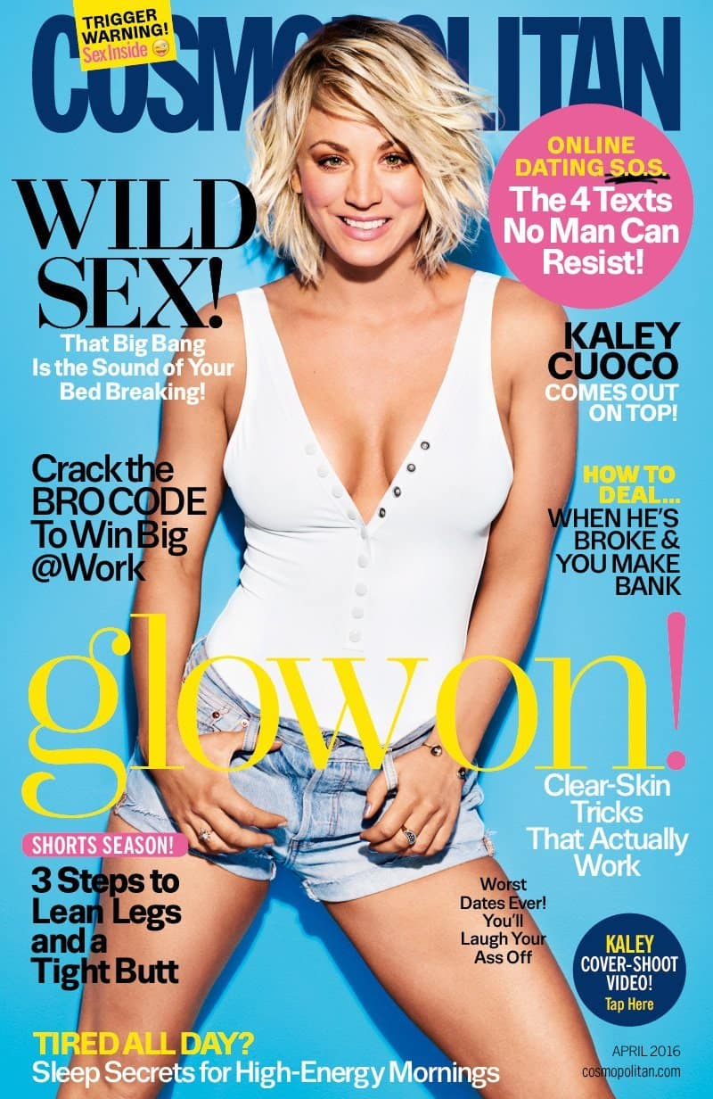 1-Year Cosmopolitan, Marie Clarie and Men's Health Magazine  Free