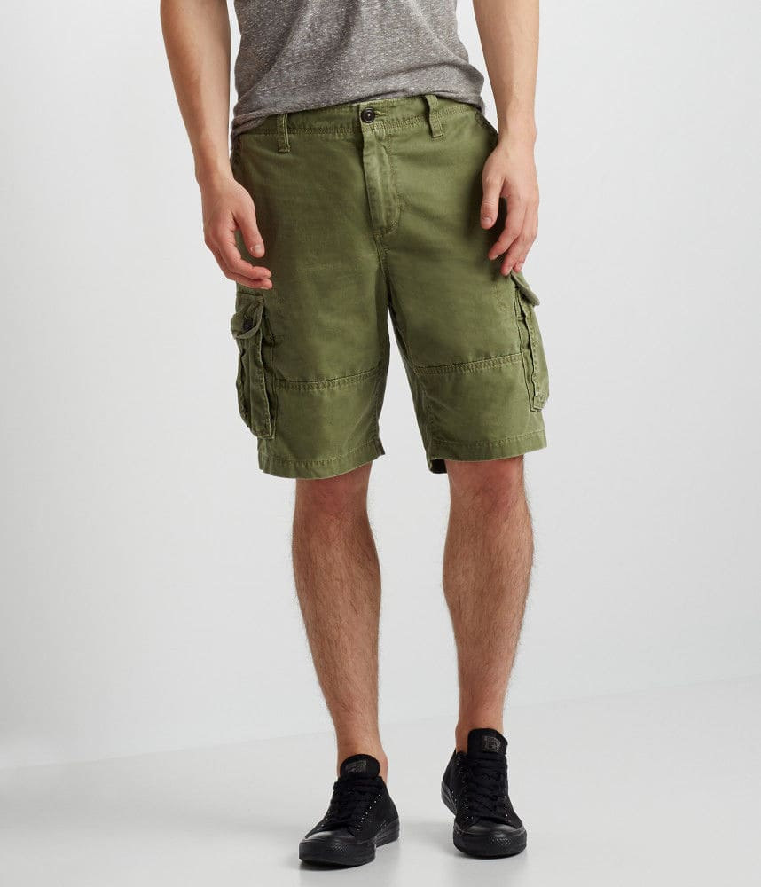 Aeropostale Apparel Sale: Men's Core Cargo Shorts (various colors) $8 & Polo shirts $4 Many More Items on Sale + Free Shipping