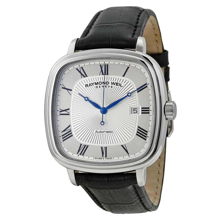 Raymond Weil Maestro Automatic Silver Dial Men's Watch $499 + free shipping