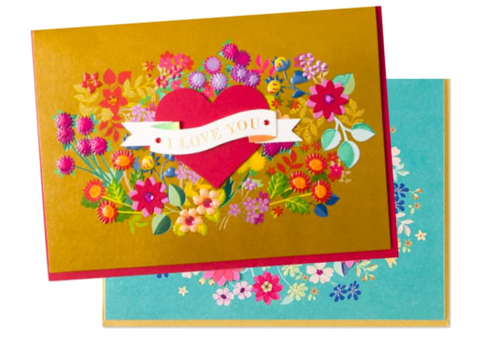 """Free Card from Papyrus """"Text Messaging Required - B&M"""""""