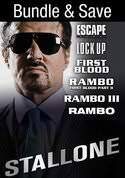 Stallone HDX Collection: Lock Up, Rambo & More (Digital Copy)  $15