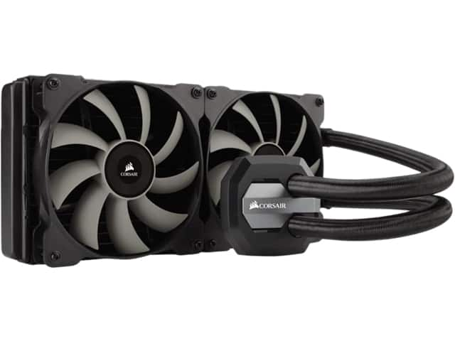 Corsair Hydro Series H110i GTX 280mm CPU Cooler  $60 After $20 Rebate + Free S&H