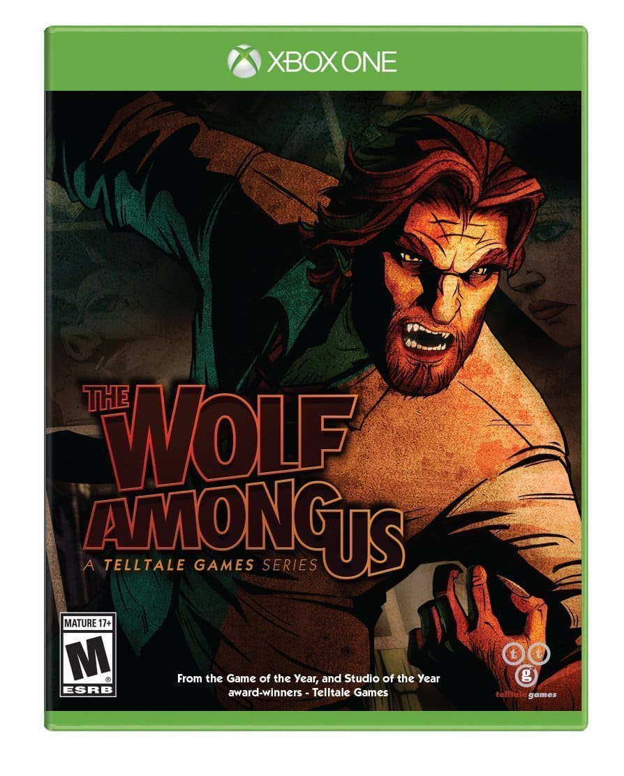 The Wolf Among Us (Xbox One) $4.99 w/ free shipping @Microsoft Store