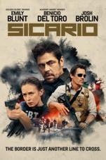 HD Movie Rentals: Sicario, Edge of Tomorrow & More  $1