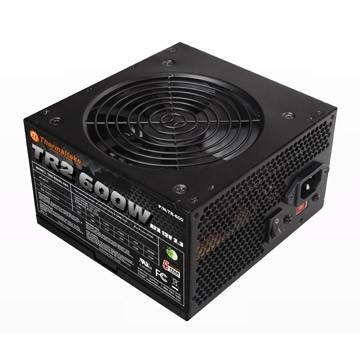 Thermaltake TR2 TR-600 600W ATX12V v2.3 SLI Ready CrossFire Ready Power Supply for $19.99 AR FS