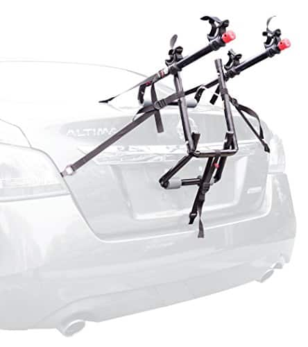 Allen Sports 2-Bike Trunk Mount Bike Rack  $25 + Free Store Pickup
