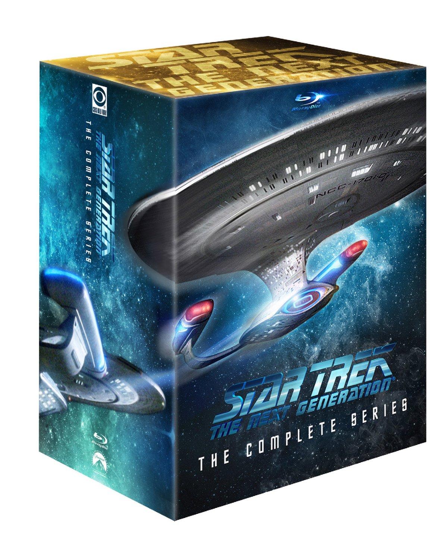 Best Buy:  Star Trek: The Next Generation - The Complete Series [Blu-ray] $99.99