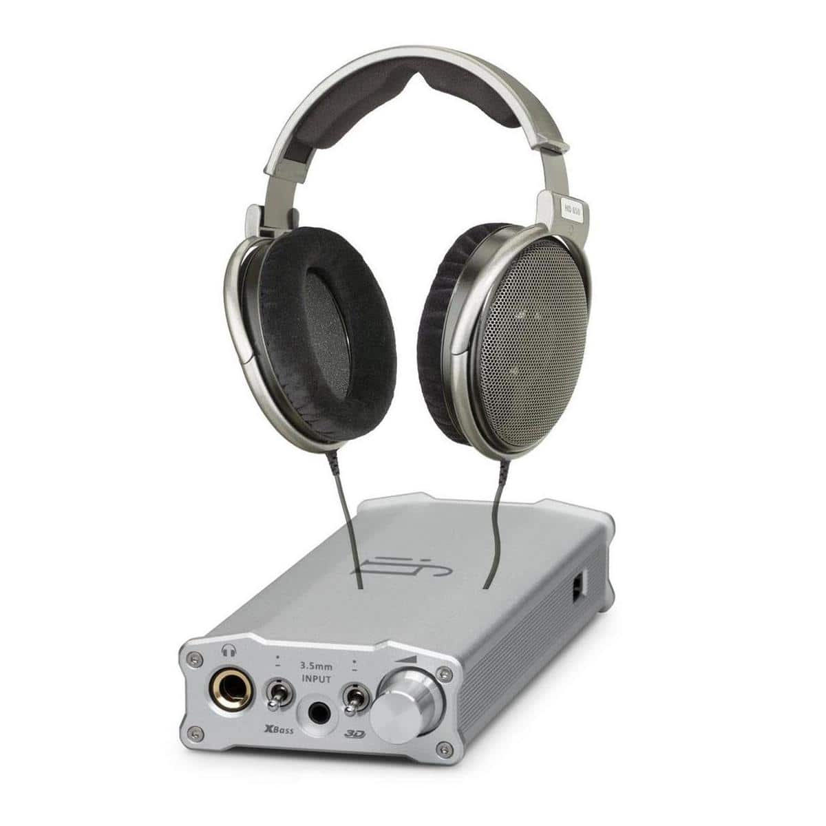 Sennheiser HD-650 Open Headphone + iFi Micro iDSD Portable Headphone DAC & Amplifier $669 + free shipping