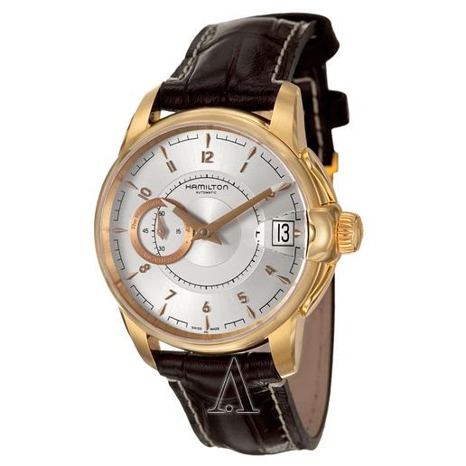 Hamilton Men's American Classic Railroad Petite Seconde Automatic Watch $649 + Free Shipping