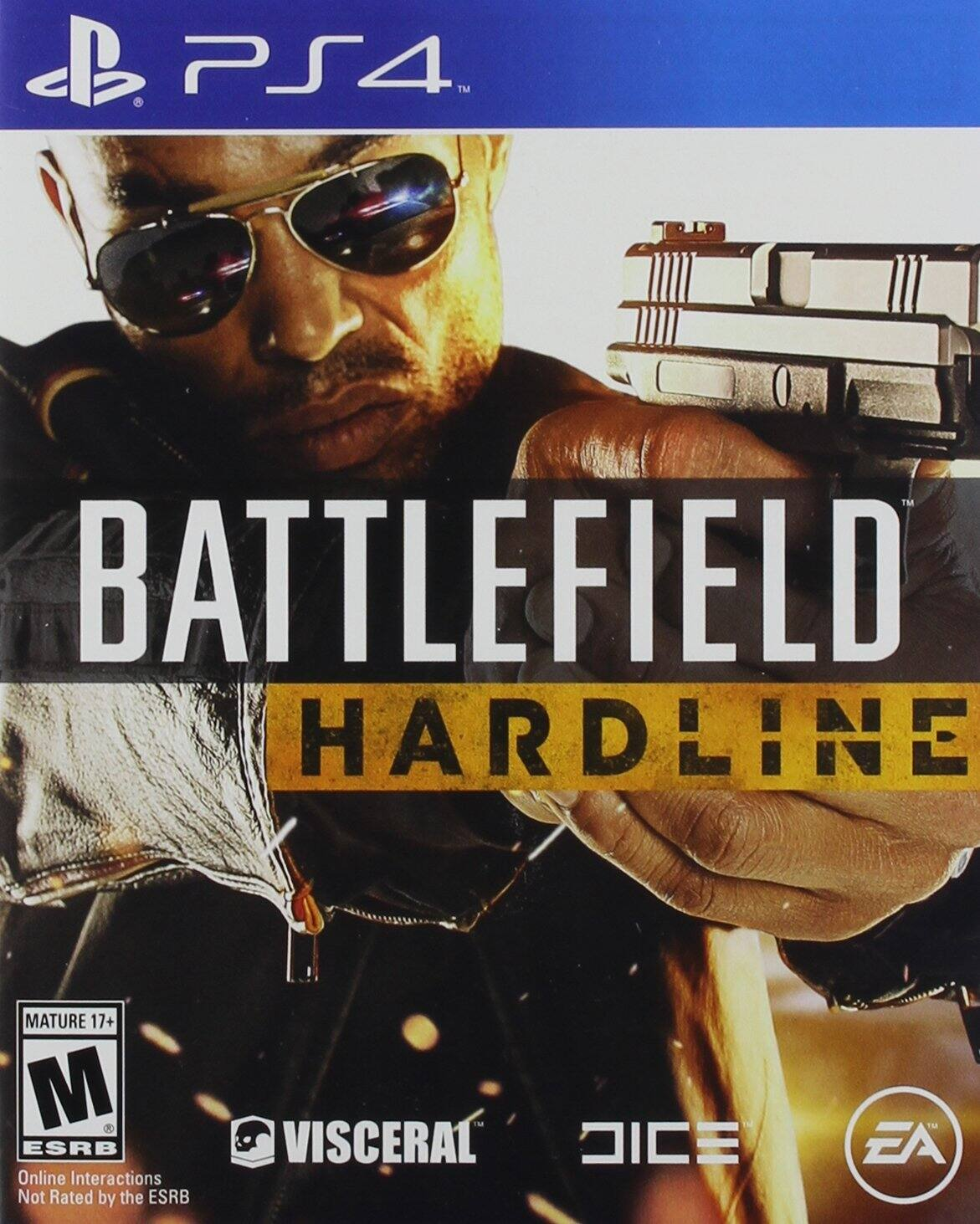 Battlefield Hardline (PS4 Digital Code) $4.79