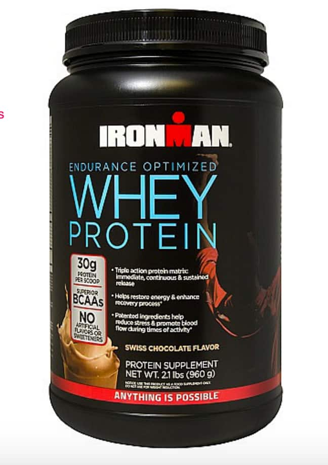 2 Free Samples Whey Protein