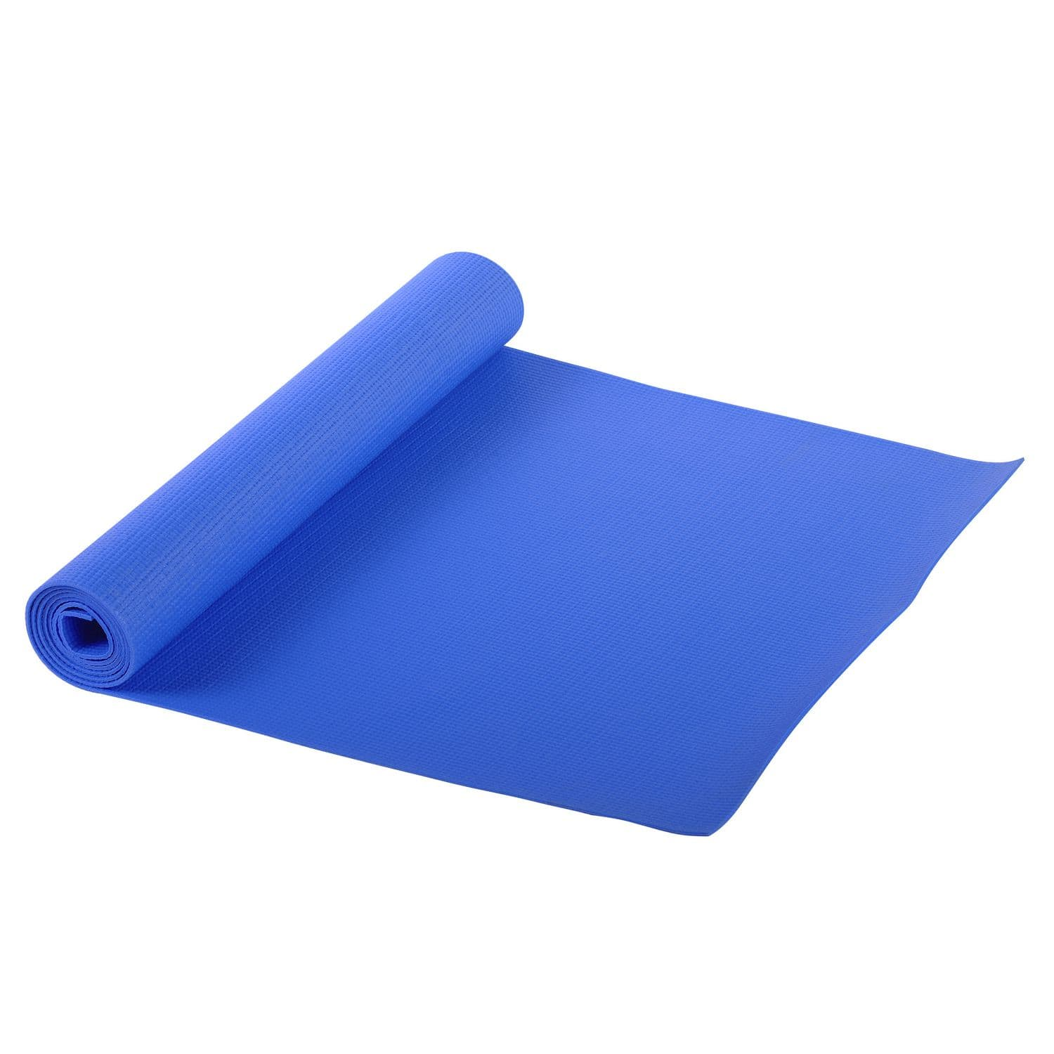 """Sunny Health & Fitness 24"""" x 68"""" Yoga Mat + $5 SYWR Points  $10 + Free Store Pickup"""