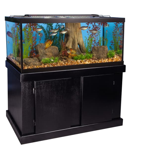 75-Gallon Marineland Aquarium Majesty Ensemble  $300 + Free Store Pickup