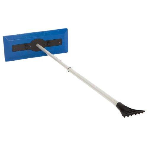 Snow Joe Telescoping Snow Broom w/ Ice Scraper $9.93 ~ Amazon