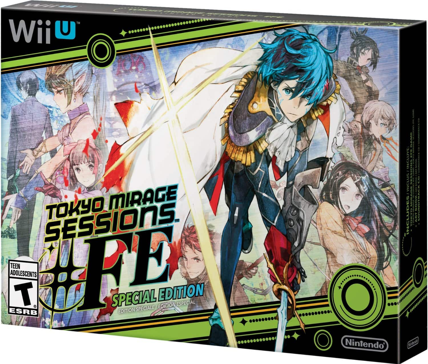 GCU Members: Tokyo Mirage Sessions #FE Special Edition (Wii U) $63.99 Shipped @ Best Buy