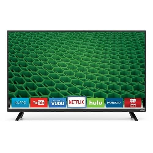 "55"" VIZIO D55-D2 Smart LED HDTV + $100 Dell eGift Card  $450 + Free Shipping"