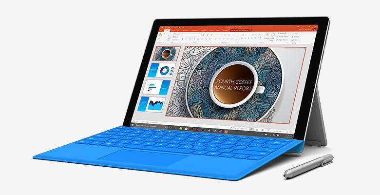 Microsoft Surface Pro 4 - 128GB / Intel Core i5 4GB Ram $699 (was $999) - All Students