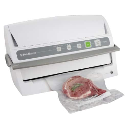 FoodSaver V3240 Automatic Vacuum Sealing System with Starter Kit $72 w/ FS @ Amazon