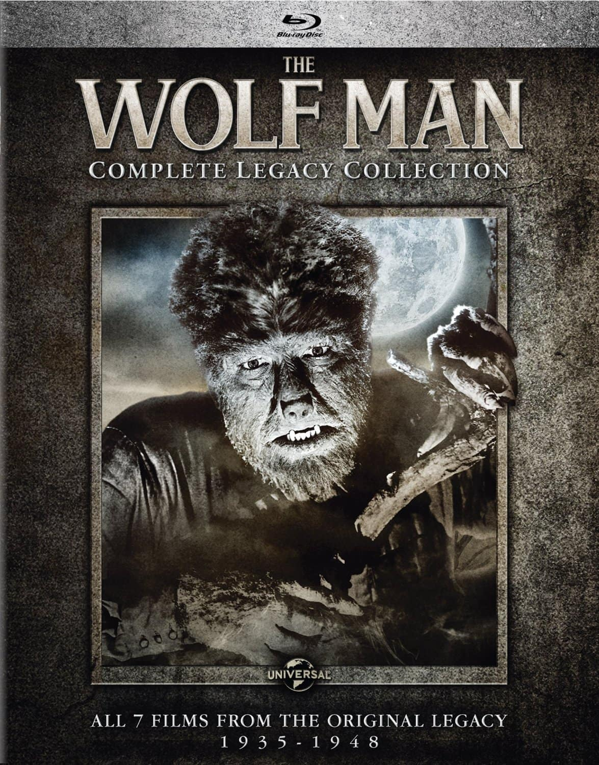 Wolf Man: Complete Legacy Collection Pre-Order (Blu-ray) $14.99 + $3.99 S/H @ Best Buy