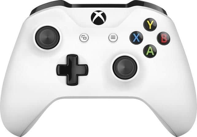 Microsoft Xbox One S Wireless Controller  $49 + Free Shipping