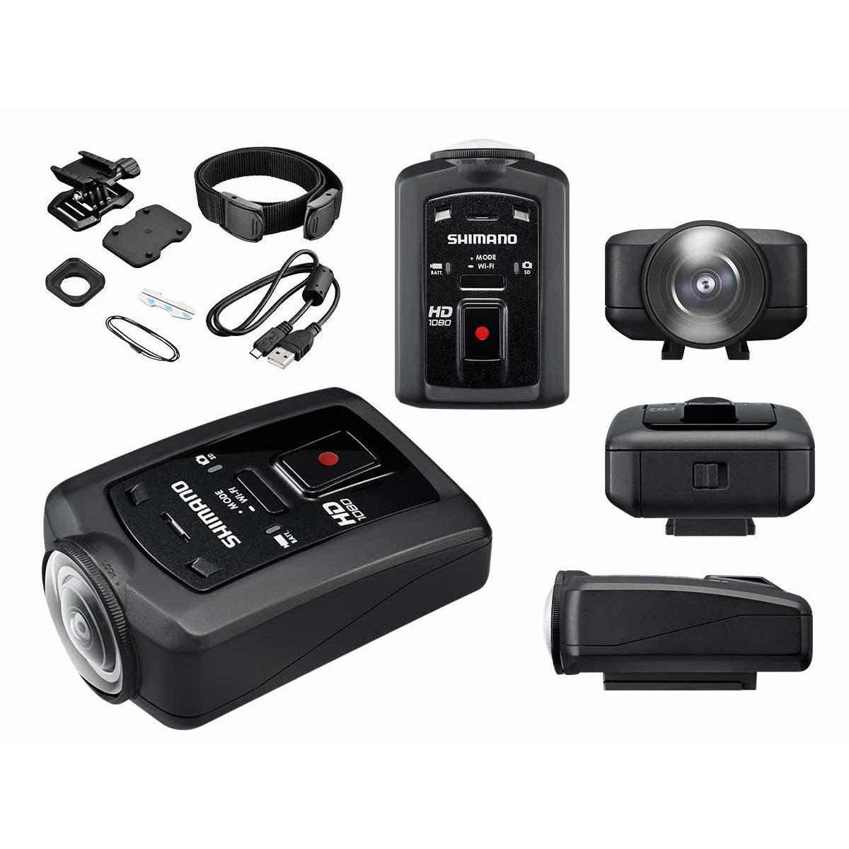 Shimano CM-1000 HD 1080p Sports Camera $87 Shipped