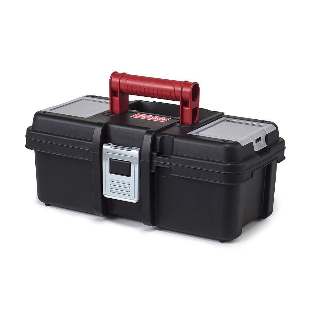 "Craftsman 13"" Tool Box: $4 w/store pick up (YMMV) ~ Kmart"