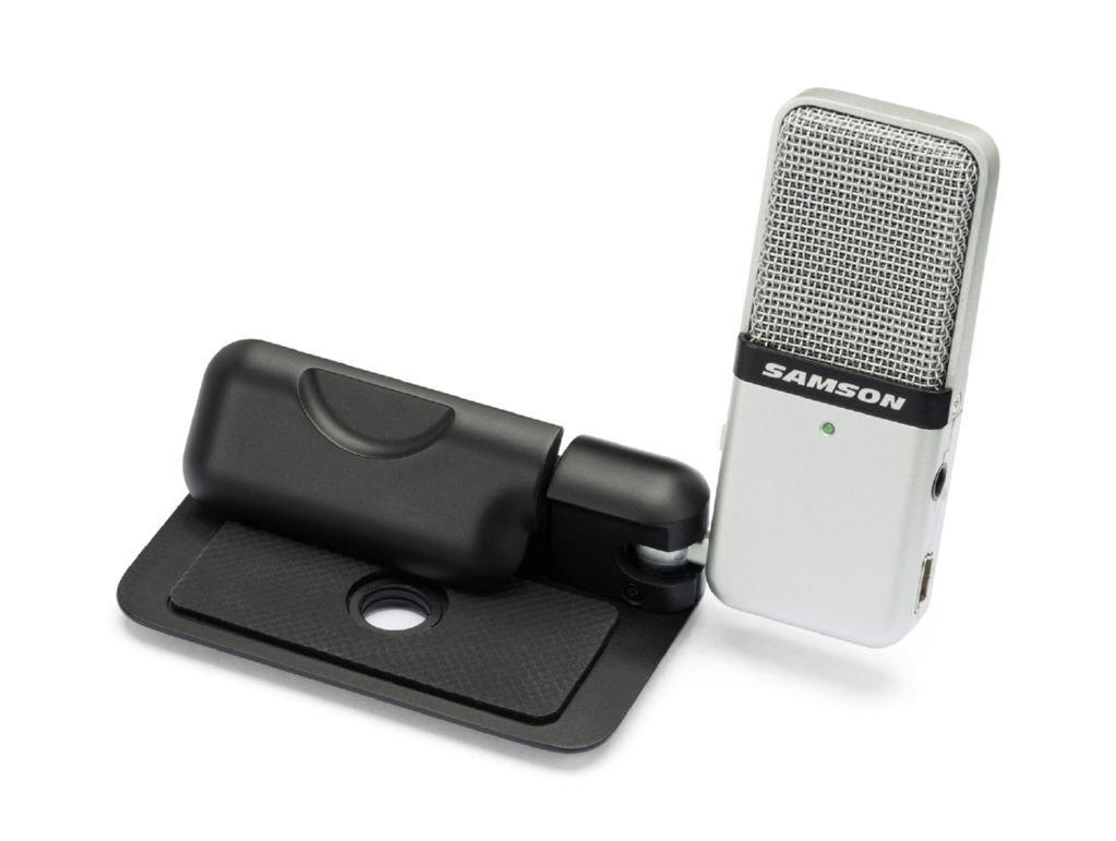 Samson Go Mic USB Microphone (Silver)  $30 + Free S&H
