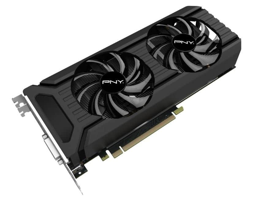 PNY GeForce GTX 1060 6GB GDDR5 Video Card  $240 (w/ VISA Checkout) + Free S/H