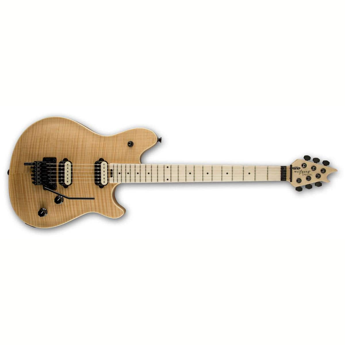 EVH Wolfgang Special Electric Guitar (natural) $850 + free shipping