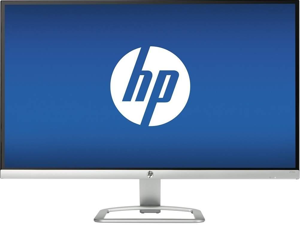 """27"""" HP 27es 1920x1080p IPS LED Monitor $139.99 ($129.99 w/ Visa Checkout) + Free Shipping"""