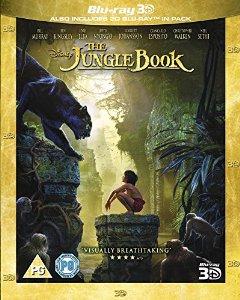 Region Free: The Jungle Book (Blu-ray 3D + Blu-ray) $24.50 Shipped