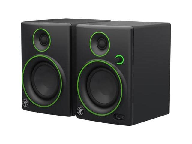 Mackie CR4 Creative Reference Multimedia Monitor Speakers + $50 Newegg Giftcard $150 + free shipping
